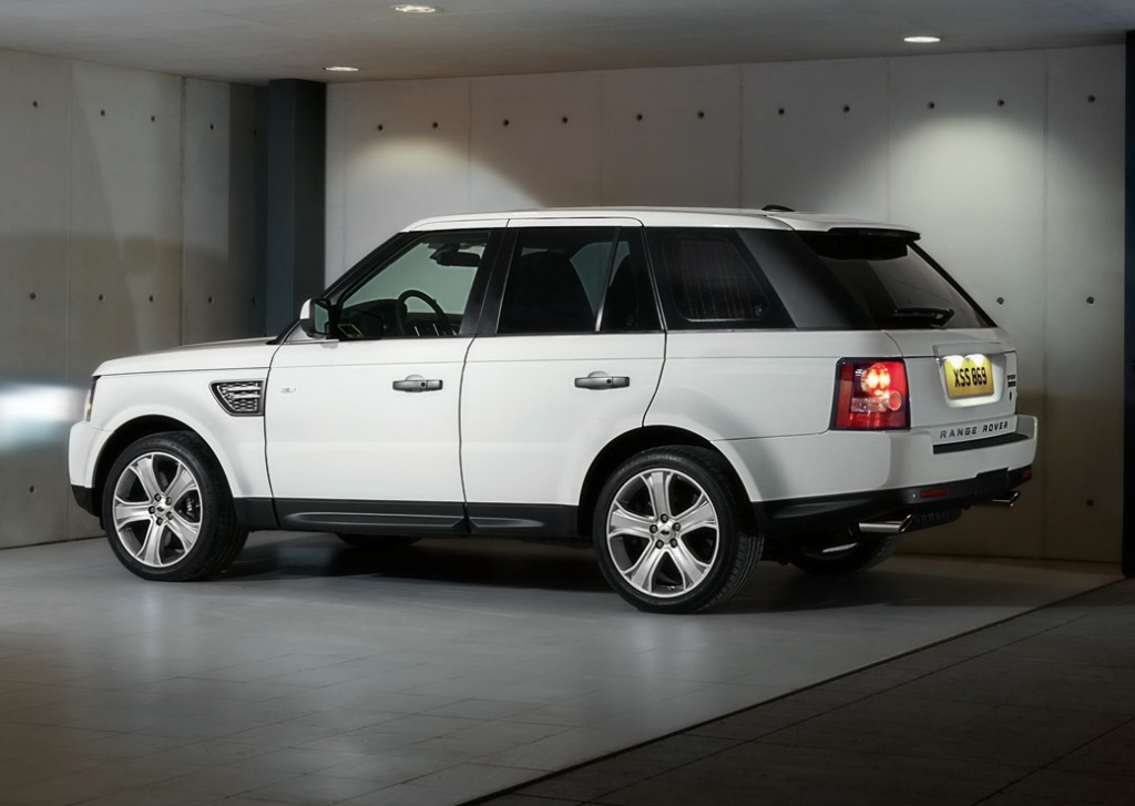Range Rover Sport 2010 информация фотографии